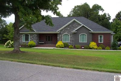 Calloway County, Marshall County Single Family Home Contract Recd - See Rmrks: 29 Peck Cemetary