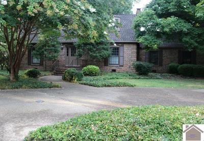 Murray Single Family Home Contract Recd - See Rmrks: 1554 Oxford Dr
