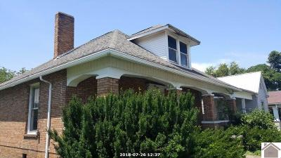 McCracken County Single Family Home Contract Recd - See Rmrks: 1815 Bridge Street