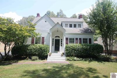 Paducah Single Family Home For Sale: 348 Friedman Avenue