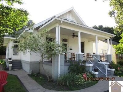 Paducah Single Family Home For Sale: 511 Fountain Avenue
