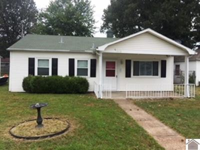 Paducah Single Family Home For Sale: 2935 Cornell Street