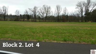Calvert City Residential Lots & Land For Sale: Royal Park Dr Lot 4