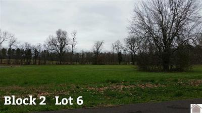 Calvert City Residential Lots & Land For Sale: Royal Park Dr Lot 6