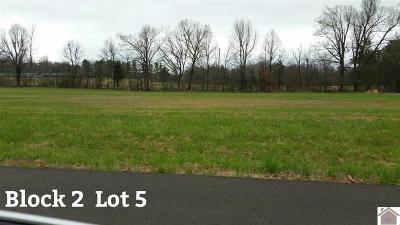 Calvert City Residential Lots & Land For Sale: Royal Park Dr Lot 5