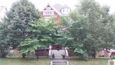 Paducah Single Family Home For Sale: 1722 Jefferson Street