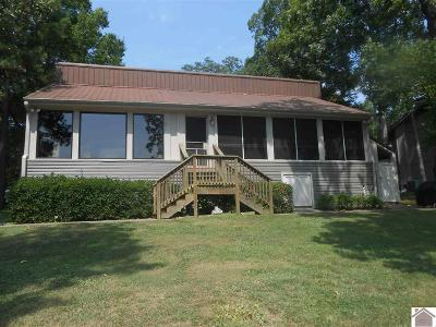 Caldwell County Manufactured Home For Sale: 293 Island Cove Lane