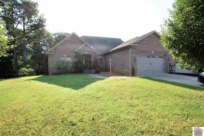 McCracken County Single Family Home Back on Market: 160 Cascade Drive