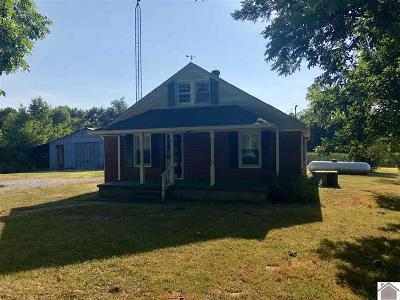 Fancy Farm Single Family Home Contract Recd - See Rmrks: 8435 State Route 307 North