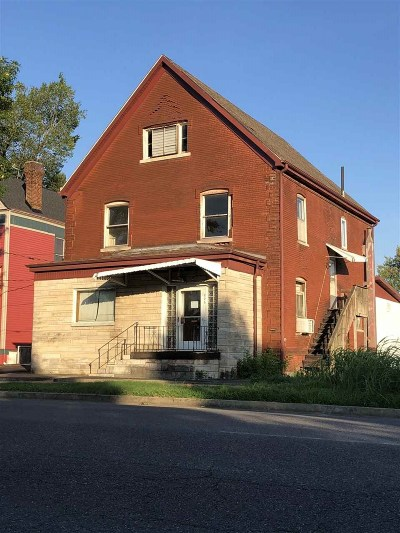 McCracken County Single Family Home Contract Recd - See Rmrks: 806 Jefferson Street