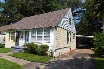 McCracken County Single Family Home For Sale: 2543 Clay Street