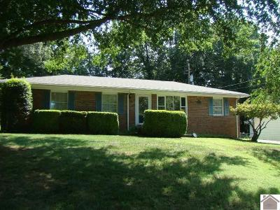 McCracken County Single Family Home For Sale: 1226 Piedmont Rd