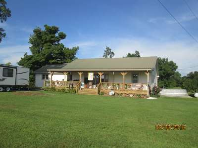 Cadiz KY Single Family Home For Sale: $139,000