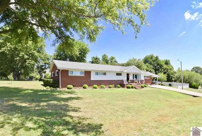 Paducah Single Family Home First Right of Refusal: 600 Lakeview Drive