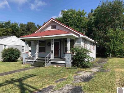 McCracken County Single Family Home For Sale: 1603 Clark Street
