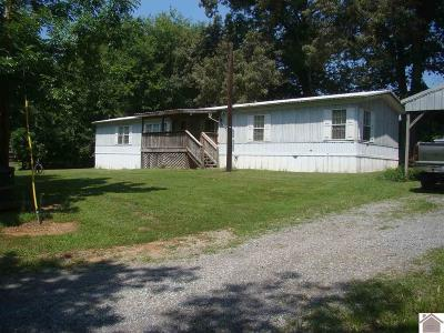 Cadiz Manufactured Home For Sale: 116 Ryan Road