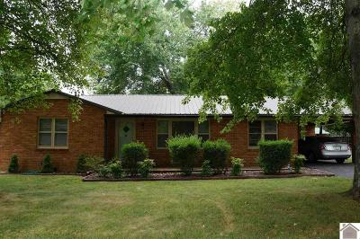 Calloway County Single Family Home For Sale: 802 Sunny Lane