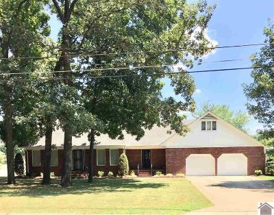 Calloway County Single Family Home For Sale: 501 Lynnwood