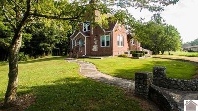 Paducah Single Family Home For Sale: 4900 Old Benton Rd