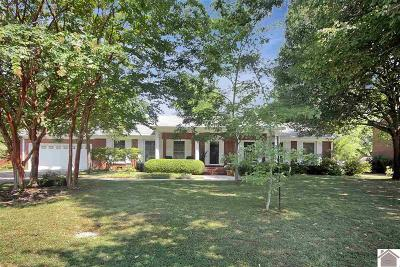 Murray Single Family Home For Sale: 1506 Dudley Dr.