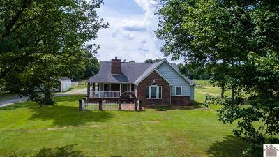 Paducah Single Family Home Contract Recd - See Rmrks: 4385 Husband Road