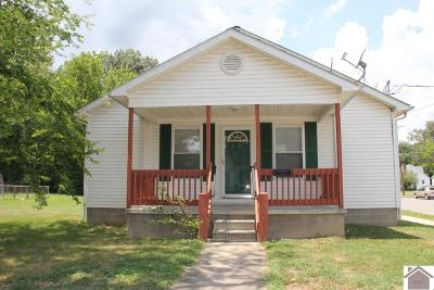 McCracken County Single Family Home For Sale: 1201 Salem