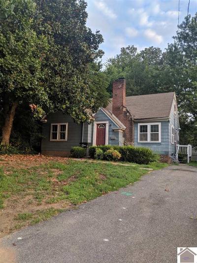 McCracken County Single Family Home For Sale: 2813 Clark Street
