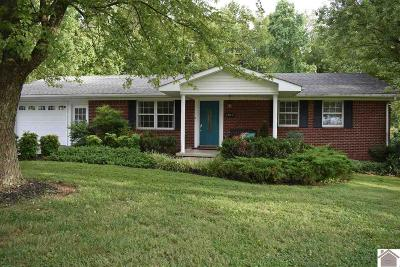 Calvert City KY Single Family Home For Sale: $149,000
