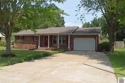 Paducah Single Family Home For Sale: 535 Oakland Circle