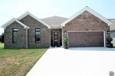 Paducah Single Family Home For Sale: 3228 Sandpiper