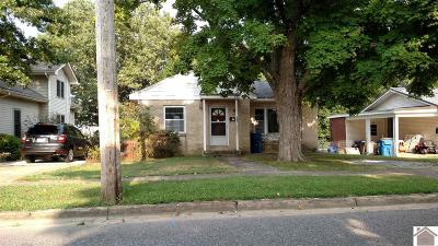 Calloway County Single Family Home For Sale: 509 S 6th Street