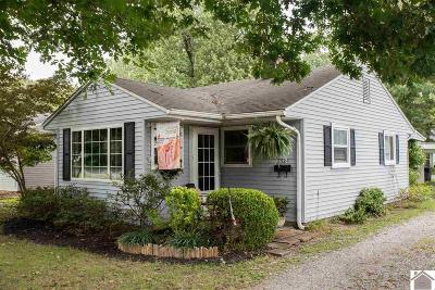 McCracken County Single Family Home For Sale: 2524 Madison