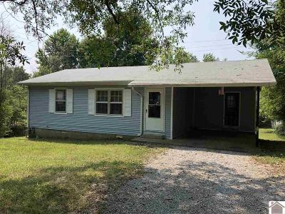 Calloway County, Marshall County Single Family Home Contract Recd - See Rmrks: 301 Back Street
