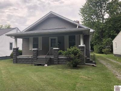McCracken County Single Family Home For Sale: 2605 Clark Street