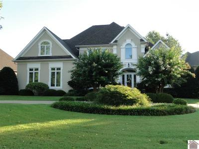 Paducah Single Family Home For Sale: 4008 Alameda Crescent