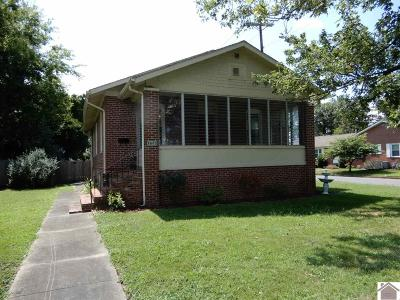 McCracken County Single Family Home For Sale: 1758 Jefferson