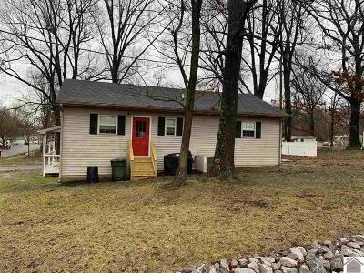 Calloway County, Marshall County Single Family Home For Sale: 975 Dogwood Street