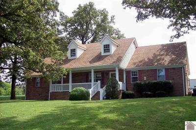 Mayfield Single Family Home Contract Recd - See Rmrks: 1486 St Rt 1124