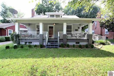 Paducah Single Family Home For Sale: 321 N 34th