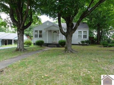 Murray Single Family Home Contract Recd - See Rmrks: 213 S 13th Street