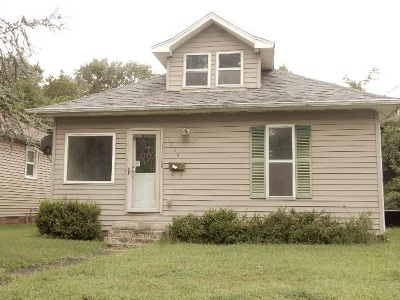 McCracken County Single Family Home Contract Recd - See Rmrks: 1025 Ellis St