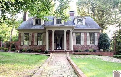 McCracken County Single Family Home For Sale: 335 N 38th Street