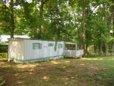Kuttawa Manufactured Home For Sale: 586 Chestnut Oaks Rd.