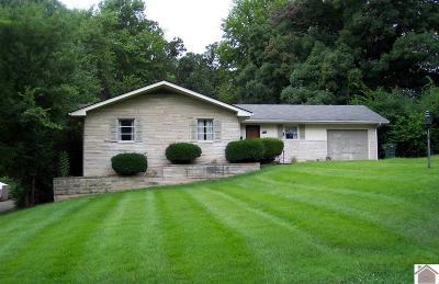McCracken County Single Family Home Contract Recd - See Rmrks: 121 Mimosa