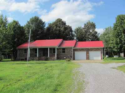 Mayfield Single Family Home Contract Recd - See Rmrks: 2430 Cardinal Rd