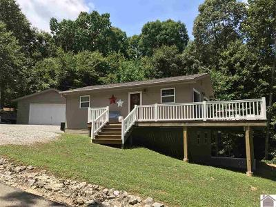 Eddyville KY Single Family Home For Sale: $179,000