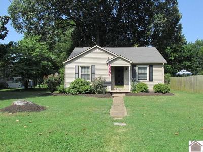 McCracken County Single Family Home For Sale: 422 W Jefferson Street