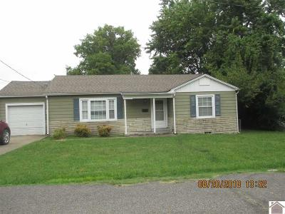 Graves County Single Family Home For Sale: 403 Highland