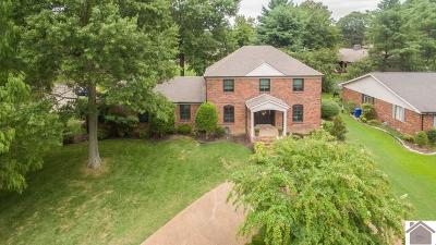 Paducah Single Family Home Contract Recd - See Rmrks: 195 Idlewild