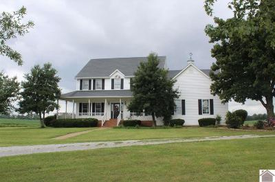 Princeton KY Single Family Home For Sale: $319,000